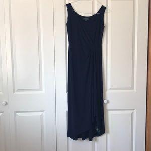 Lauren -Ralph Lauren navy dress